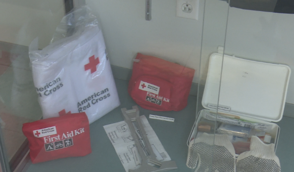 Red Cross will be offering expedited training for volunteers to help hurricane victims